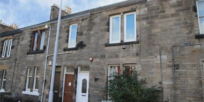 Offers Over £65,000, 1 Bedroom Upper Floor Flat For Sale in Kirkcaldy, KY2