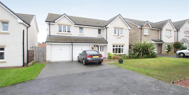 Offers Over £267,000, 5 Bedroom Detached House For Sale in Burntisland, KY3