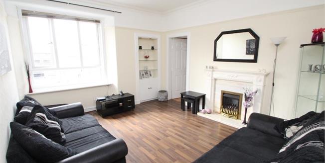 Offers Over £74,000, 2 Bedroom Upper Floor Flat For Sale in Kirkcaldy, KY1