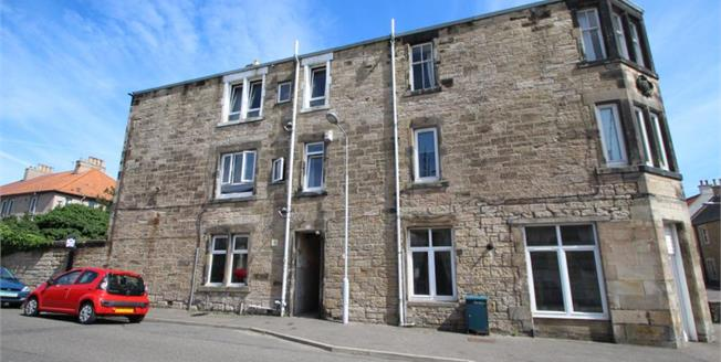 Offers Over £74,000, 2 Bedroom Upper Floor Flat For Sale in Kirkcaldy, KY1