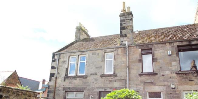 Offers Over £69,000, 2 Bedroom Upper Floor Flat For Sale in Kirkcaldy, KY2