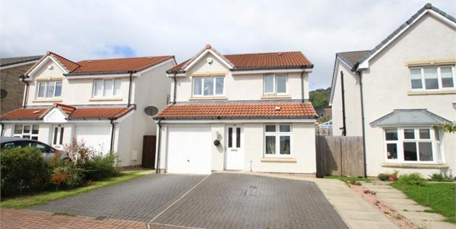 Offers Over £172,000, 3 Bedroom Detached House For Sale in Burntisland, KY3