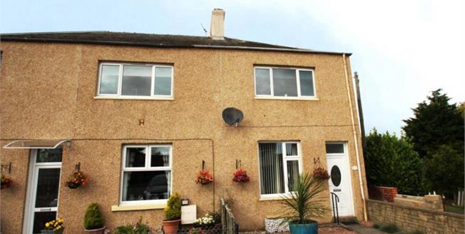Offers Over £65,000, 2 Bedroom Upper Floor Flat For Sale in Cardenden, KY5