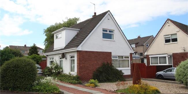 Offers Over £150,000, 3 Bedroom Detached House For Sale in Kilmarnock, KA1