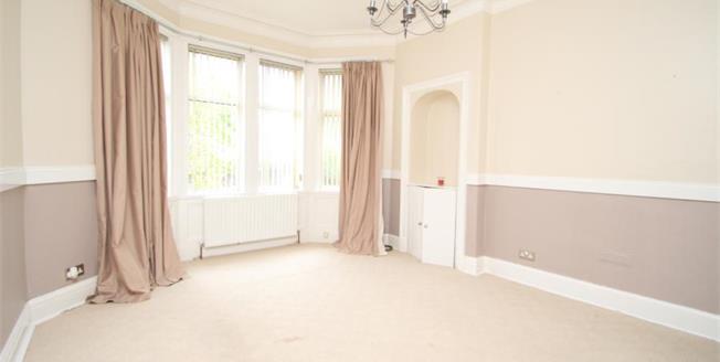Offers Over £55,000, 2 Bedroom Ground Floor Flat For Sale in Kilmarnock, KA3