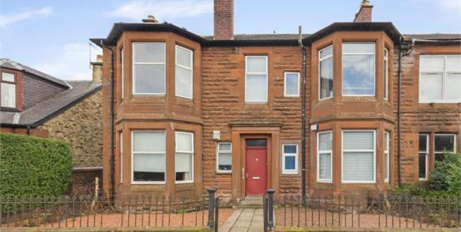 Fixed Price £54,000, 1 Bedroom Flat For Sale in Kilmarnock, KA3