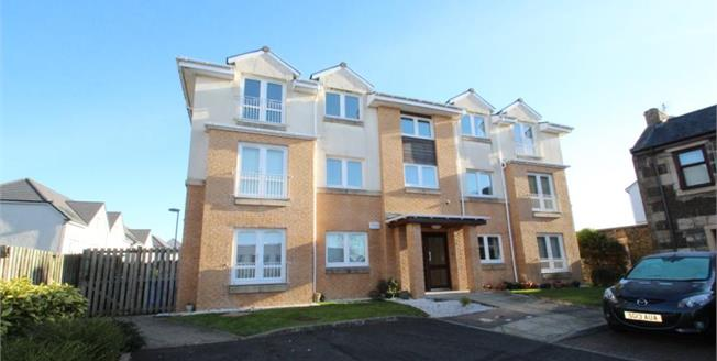 Offers Over £95,000, 2 Bedroom Flat For Sale in Irvine, KA12