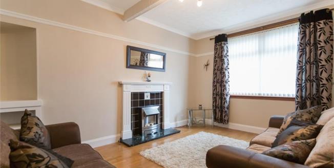Offers Over £65,000, 2 Bedroom Ground Floor Flat For Sale in Kilmarnock, KA1