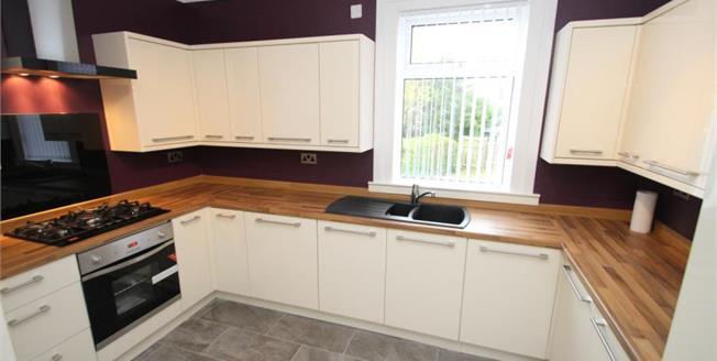 Offers Over £89,995, 4 Bedroom Semi Detached Flat For Sale in Kilmarnock, KA1