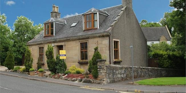 Offers Over £249,999, 4 Bedroom Detached Cottage For Sale in Kilmarnock, KA3