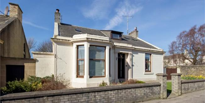 Fixed Price £259,995, 4 Bedroom Detached House For Sale in Kilmarnock, KA1
