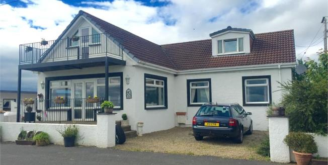 Fixed Price £450,000, 5 Bedroom Detached House For Sale in By Kilmaurs, KA3