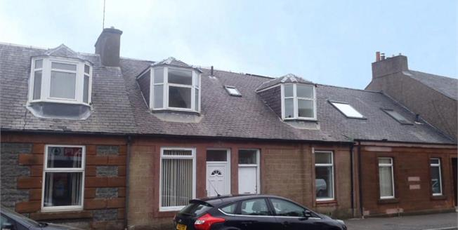 Offers Over £45,000, 3 Bedroom Terraced House For Sale in Darvel, KA17