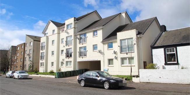 Offers Over £79,995, 2 Bedroom Upper Floor Flat For Sale in Kilmarnock, KA3