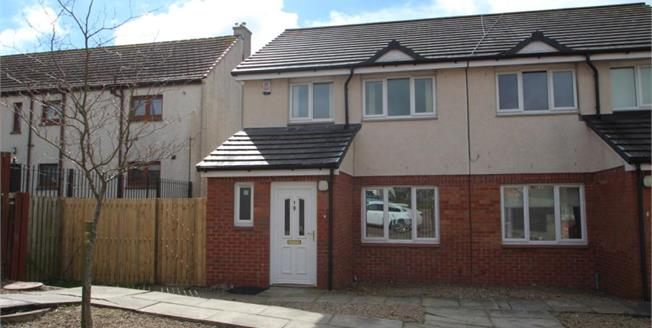 Offers Over £99,000, 3 Bedroom Semi Detached House For Sale in Kilmarnock, KA3