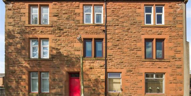Offers Over £65,000, 2 Bedroom Upper Floor Flat For Sale in Kilmarnock, KA1