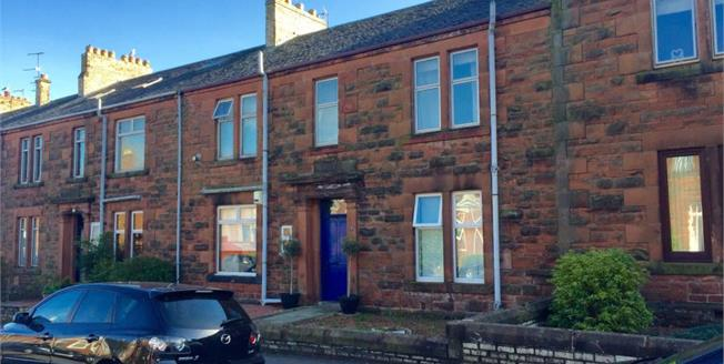 Offers Over £63,495, 2 Bedroom Upper Floor Flat For Sale in Kilmarnock, KA1
