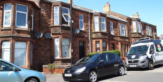 Offers Over £78,000, 2 Bedroom Flat For Sale in East Ayrshire, KA1