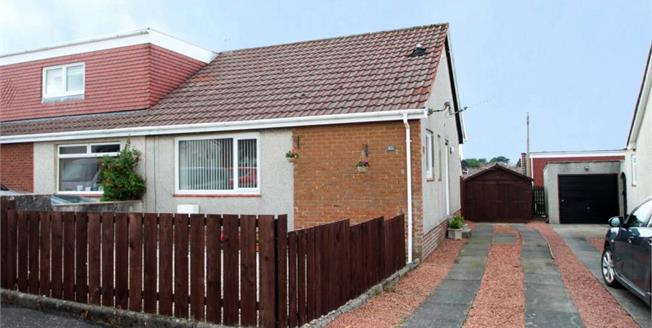 Offers Over £85,000, 2 Bedroom Bungalow For Sale in Crosshouse, KA2