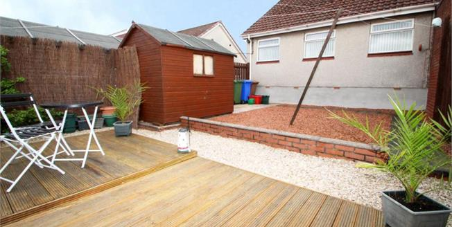 Offers Over £90,000, 2 Bedroom Bungalow For Sale in Crosshouse, KA2