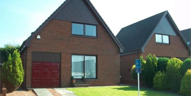 Offers Over £153,000, 3 Bedroom Detached House For Sale in Stewarton, KA3