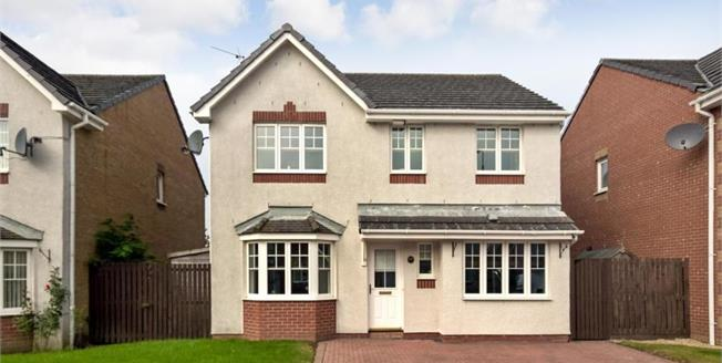 Offers Over £180,000, 4 Bedroom Detached House For Sale in Kilmarnock, KA3