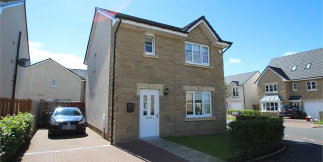 Offers Over £175,000, 3 Bedroom Detached House For Sale in Stewarton, KA3