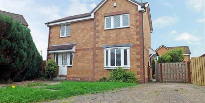 Offers Over £135,000, 3 Bedroom Detached House For Sale in Kilmarnock, KA2