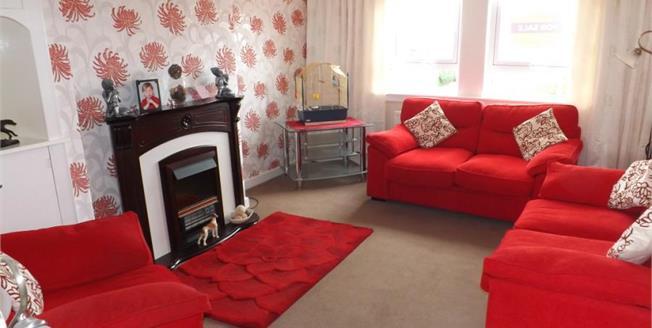 Offers Over £60,000, 2 Bedroom Upper Floor Flat For Sale in Kilmarnock, KA1