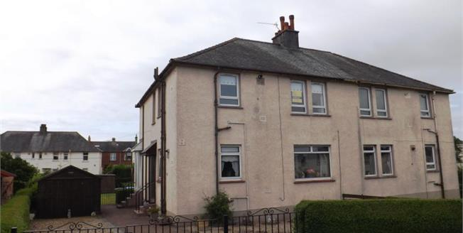 Offers Over £55,000, 2 Bedroom Upper Floor Flat For Sale in Kilmarnock, KA1