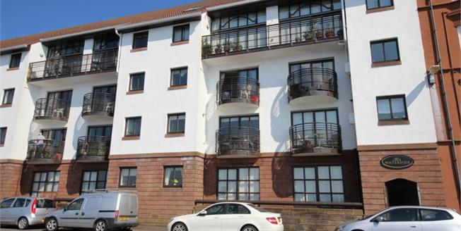 Fixed Price £78,000, 1 Bedroom Ground Floor Flat For Sale in Largs, KA30