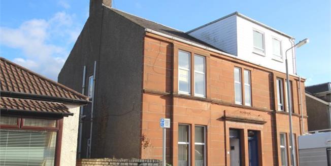Offers Over £60,000, 2 Bedroom Upper Floor Flat For Sale in Largs, KA30