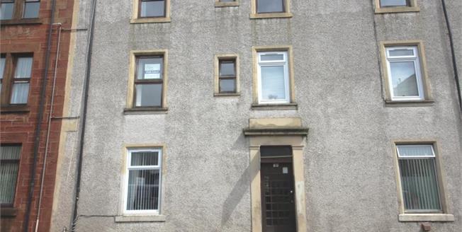 Offers Over £40,000, 1 Bedroom Upper Floor Flat For Sale in Largs, KA30