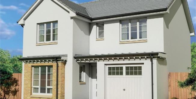 Fixed Price £239,995, 4 Bedroom Detached House For Sale in Fairlie, KA29