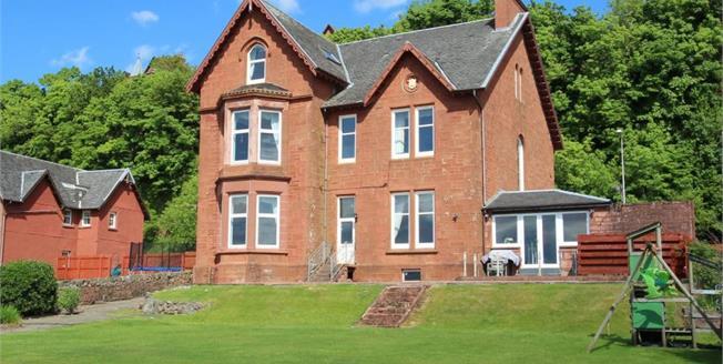 Offers Over £450,000, 6 Bedroom Detached House For Sale in Skelmorlie, PA17
