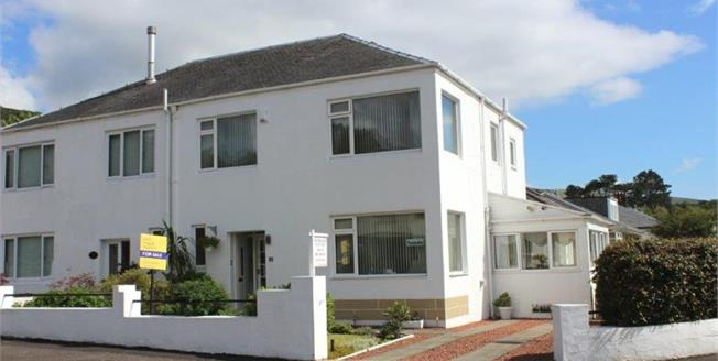 Offers Over £250,000, 4 Bedroom Semi Detached House For Sale in Largs, KA30