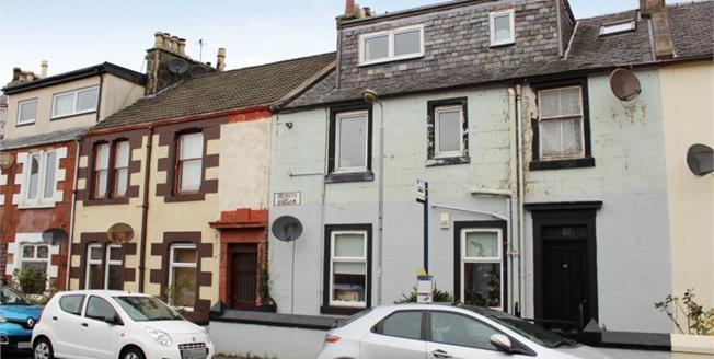 Offers Over £59,000, 4 Bedroom Upper Floor Flat For Sale in Largs, KA30