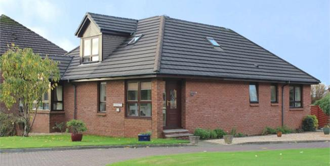 Offers Over £299,000, 4 Bedroom Detached Bungalow For Sale in Largs, KA30