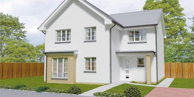 Fixed Price £269,995, 4 Bedroom Detached House For Sale in Main Road, KA2
