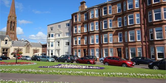 Offers Over £76,000, 1 Bedroom Upper Floor Flat For Sale in Largs, KA30