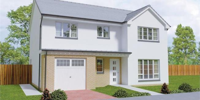 Fixed Price £261,995, 4 Bedroom Detached House For Sale in Main Road, KA29