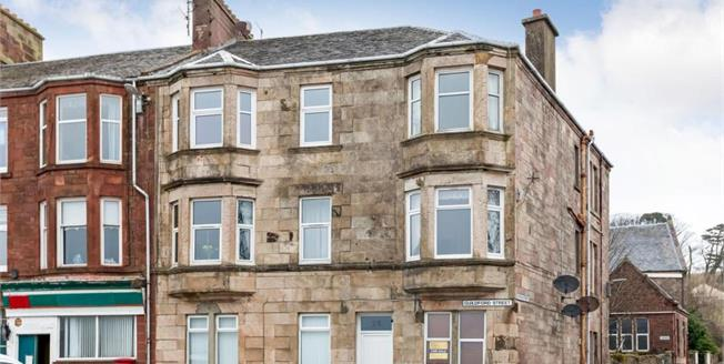 Offers Over £89,000, 2 Bedroom Ground Floor Flat For Sale in Millport, KA28