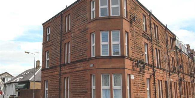 Offers Over £35,000, 1 Bedroom Upper Floor Flat For Sale in Largs, KA30
