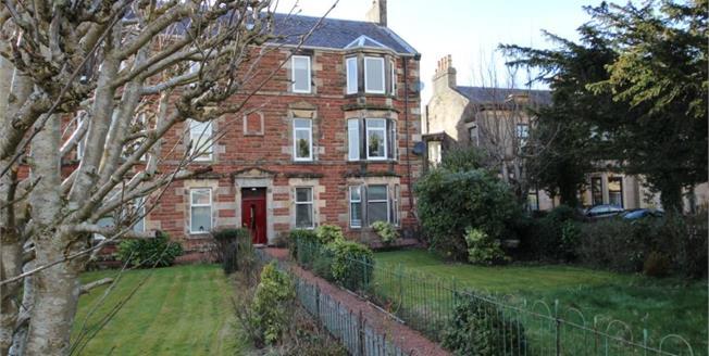 Offers Over £80,000, 2 Bedroom Upper Floor Flat For Sale in Largs, KA30