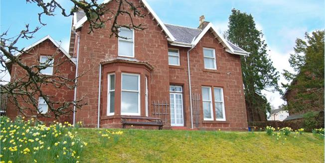 Offers Over £290,000, 4 Bedroom Detached House For Sale in Skelmorlie, PA17