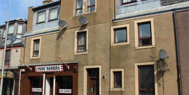 Offers Over £55,000, 2 Bedroom Upper Floor Flat For Sale in Largs, KA30