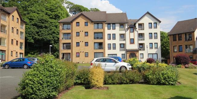 Offers Over £80,000, 1 Bedroom Upper Floor Flat For Sale in Largs, KA30