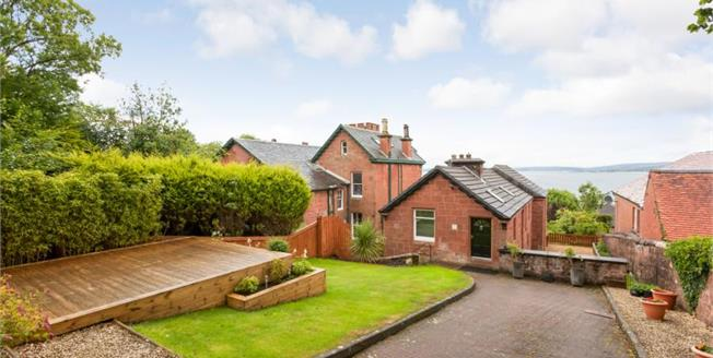 Offers Over £275,000, 3 Bedroom Detached Cottage For Sale in Skelmorlie, PA17