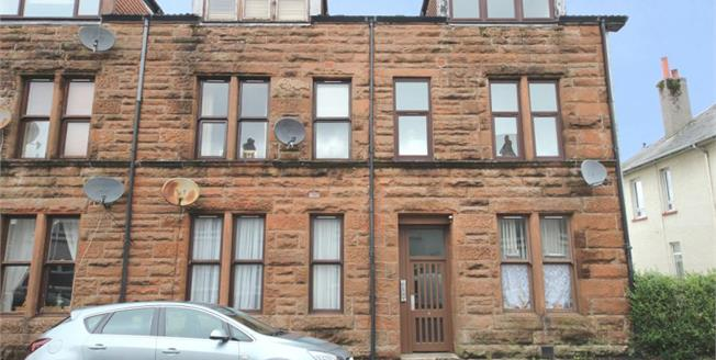 Offers Over £42,000, 1 Bedroom Ground Floor Flat For Sale in Largs, KA30