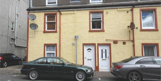 Offers Over £39,000, 1 Bedroom Ground Floor Flat For Sale in Largs, KA30